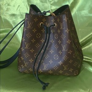 Louis Vuitton Monogram Bucket Bag